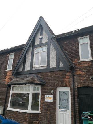 Thumbnail Terraced house to rent in Beeston Road, Nottingham