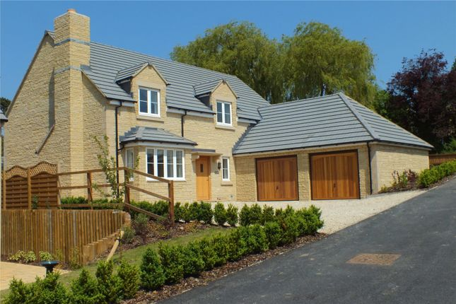Thumbnail Detached house for sale in The Larches, Station Road, Broadway, Worcestershire