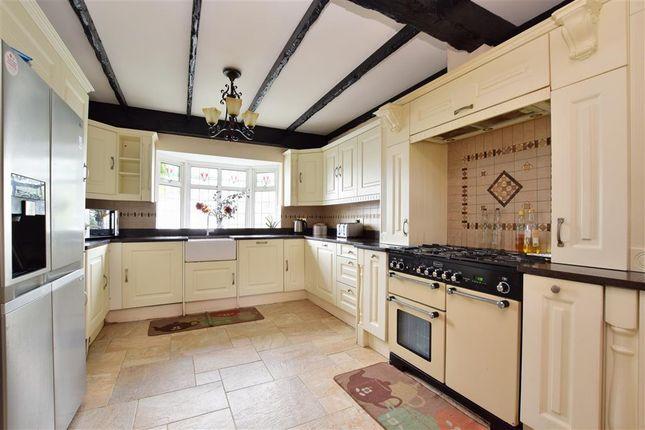 Thumbnail Detached house for sale in Woodmansterne Lane, Wallington, Surrey