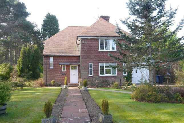 Thumbnail Detached house for sale in Moor Lane, Ponteland, Newcastle Upon Tyne