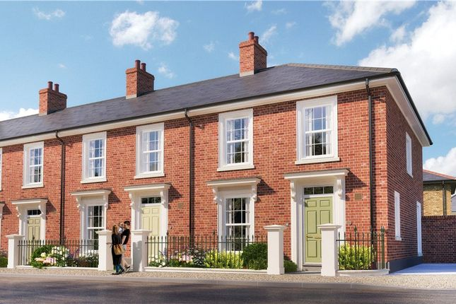 3 bedroom terraced house for sale in Coade Street, Poundbury, Dorchester