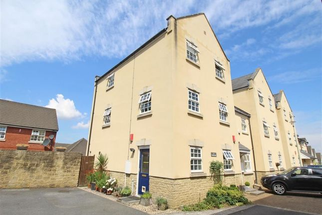 Thumbnail End terrace house for sale in Temeraire Road, Manadon, Plymouth