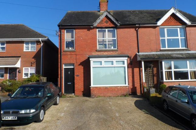 Thumbnail Maisonette to rent in Station Road, Henfield