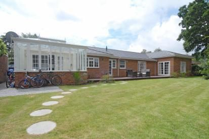Thumbnail Detached bungalow to rent in Jennings Way, Barnet
