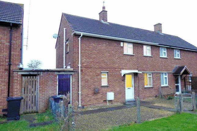 Thumbnail Semi-detached house for sale in Milton Avenue, Gloucester