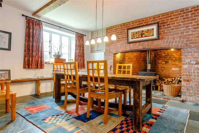 Dining Room of Southerton, Ottery St. Mary, Devon EX11
