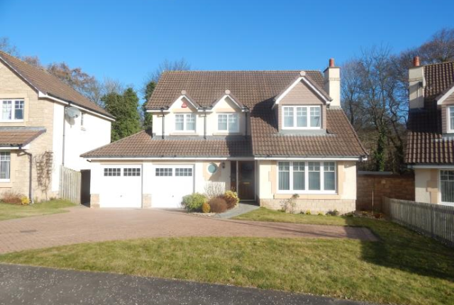 Thumbnail Detached house to rent in Oak Loan, Baldovie Broughty Ferry Dundee