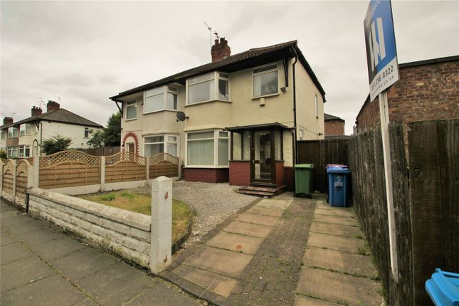 Semi-detached house to rent in Meadow Lane, West Derby, Liverpool, Merseyside