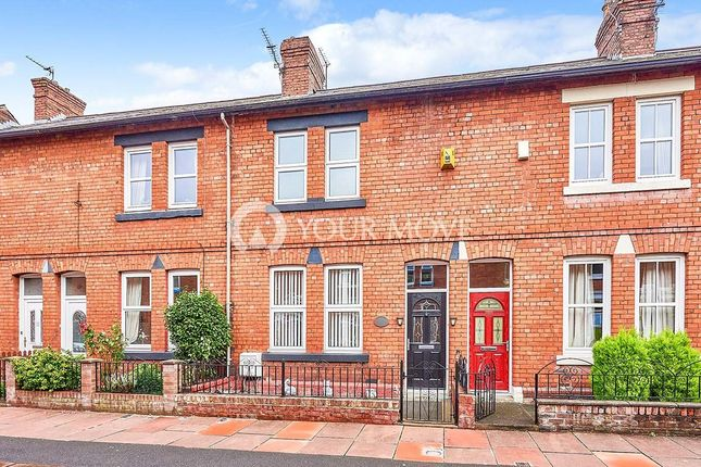 3 bed terraced house to rent in Bowman Street, Carlisle, Cumbria CA1