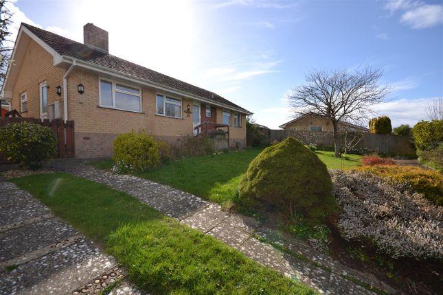 Thumbnail Detached bungalow for sale in Valley Road, Bothenhampton, Bridport