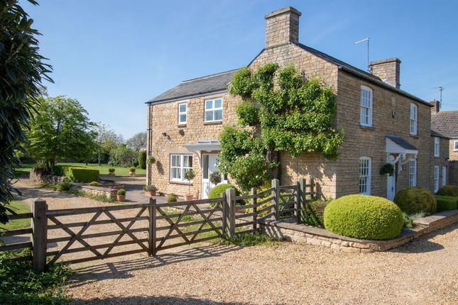 Thumbnail Detached house for sale in Stamford Road, Barnack, Stamford