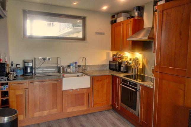 Kitchen of Isaac Way, Manchester M4