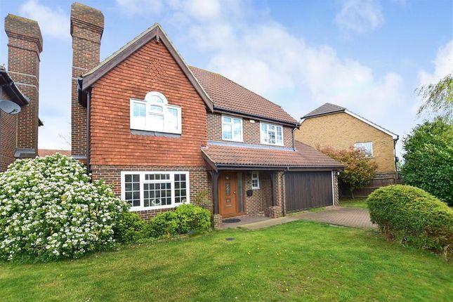 Thumbnail Detached house for sale in Landale Gardens, Dartford, Kent