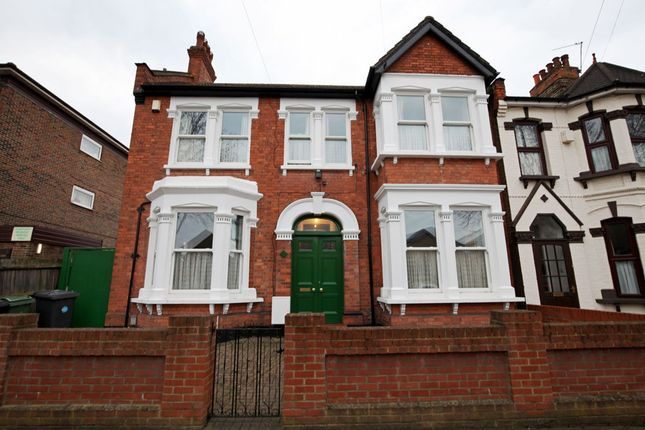 Thumbnail End terrace house to rent in Crawley Road, Leyton