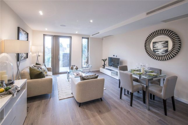 Thumbnail Flat for sale in The Octave, 203 Willesden Lane, London