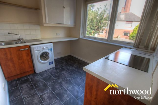 Thumbnail Flat to rent in Sandhoe Gardens, Newcastle Upon Tyne