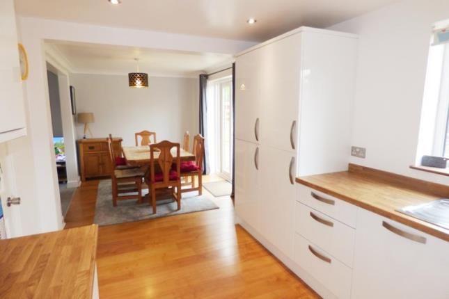 Kitchen/Dining of Norbreck Close, Great Sankey, Warrington, Cheshire WA5
