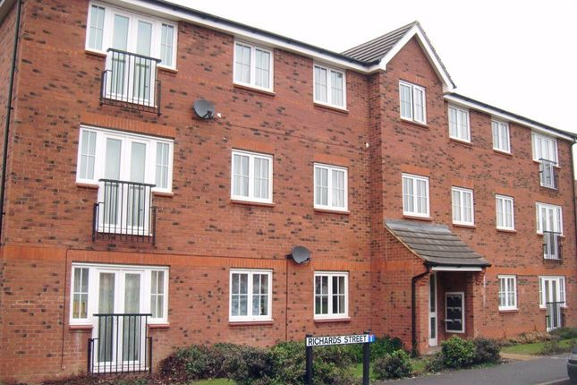 Thumbnail Flat to rent in Richards Street, Hatfield