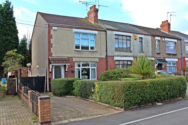 2 bed end terrace house for sale in Kitchener Road, Foleshill, Coventry