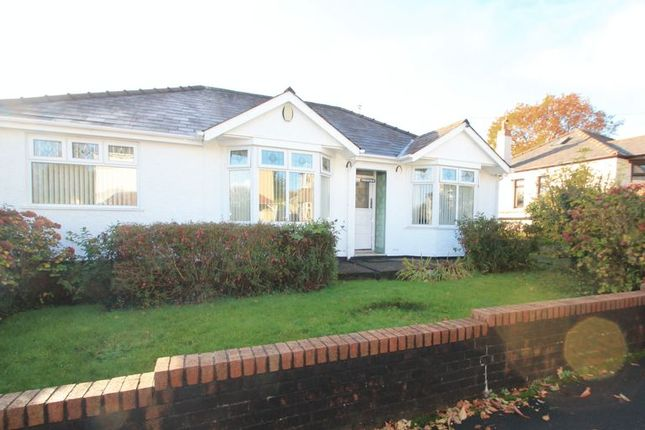 Thumbnail Bungalow to rent in Downton Road, Rumney, Cardiff