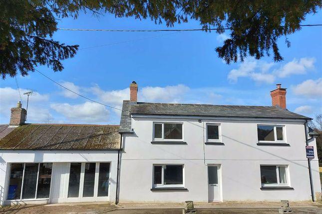 Thumbnail End terrace house for sale in Llangeitho, Tregaron, Ceredigion