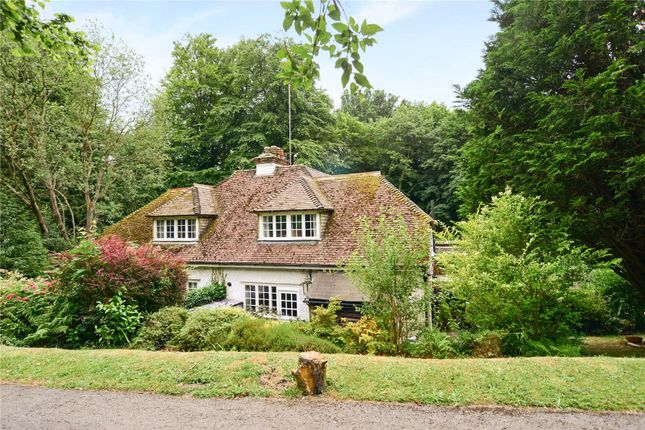 Thumbnail Semi-detached house for sale in Midhurst Road, Haslemere, Surrey