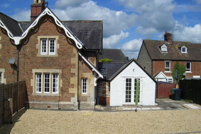 Thumbnail Semi-detached house to rent in Lowden, Chippenham, Wiltshire
