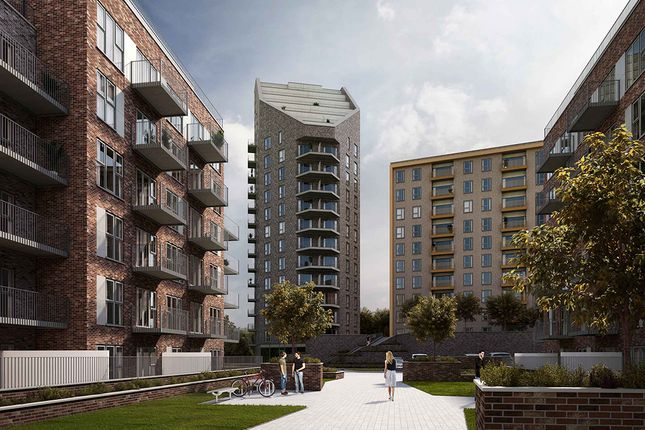 Thumbnail Flat for sale in Springfield Park, Maidstone