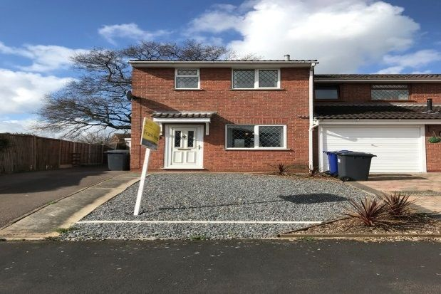 2 bed semi-detached house to rent in Glamis Close, Stretton, Burton-On-Trent