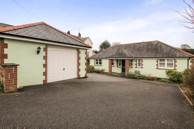 Thumbnail Bungalow for sale in Lostwithiel, Cornwall, England
