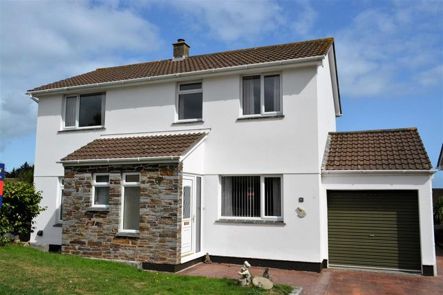 Thumbnail Detached house for sale in Portmellon, Mevagissey, Cornwall.