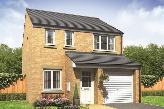 "Thumbnail Detached house for sale in ""The Rufford"" at Buttermilk Close, Pembroke"