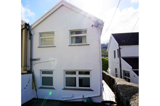 Thumbnail Semi-detached house for sale in Pleasant View, Troedyrhiw
