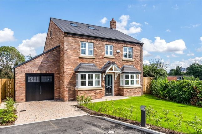 Thumbnail Detached house for sale in York Road, Knaresborough, North Yorkshire