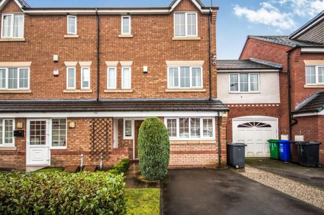 Thumbnail Terraced house for sale in Chelsfield Grove, Chorlton, Manchester, Greater Manchester