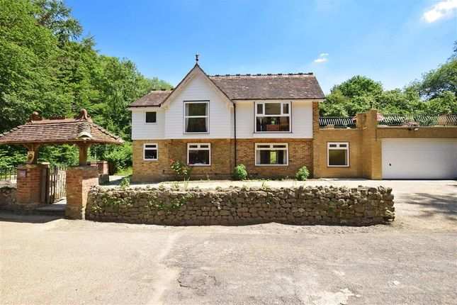 Thumbnail Detached house for sale in Basted Mill, Borough Green, Sevenoaks, Kent