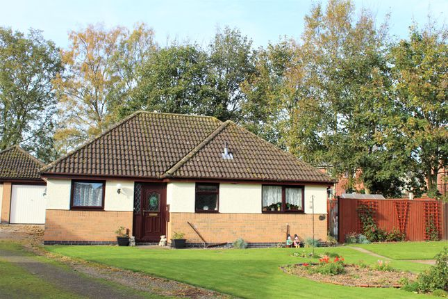 Thumbnail Detached bungalow for sale in Shamfields Road, Spilsby