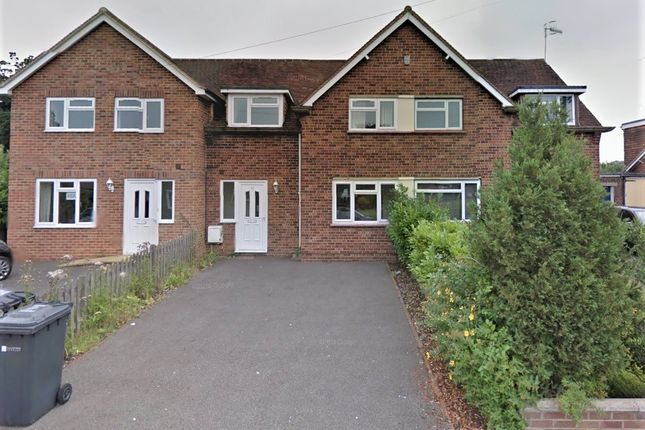 Thumbnail Terraced house to rent in Pond Meadow, Guildford, Surrey
