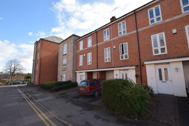 Thumbnail Shared accommodation to rent in Edward Street, Derby