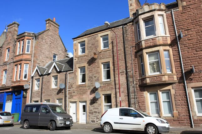 Thumbnail Flat to rent in Commissioner Street, Crieff