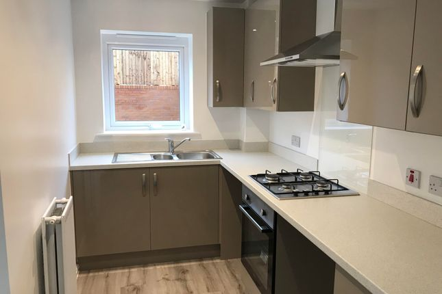 Thumbnail Property to rent in Blenheim Close, Daventry