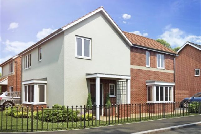Thumbnail Detached house for sale in Perry Meadows, Perry Common, Birmingham
