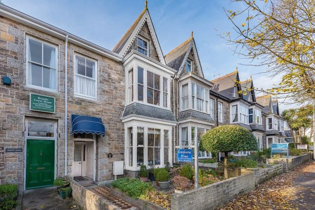Thumbnail Terraced house for sale in Alexandra Road, Penzance