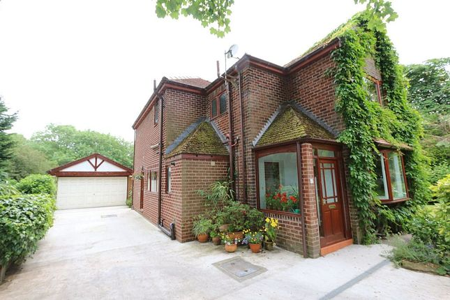 Thumbnail Detached house for sale in Hennel Lane, Walton-Le-Dale, Preston, Lancashire