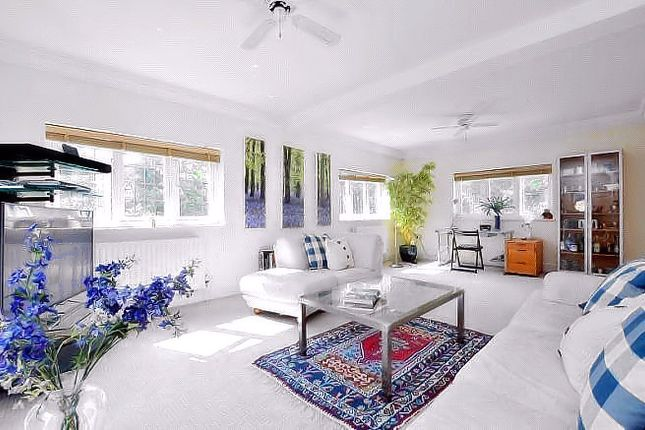 Thumbnail Flat for sale in Heath House Road, Woking, Surrey