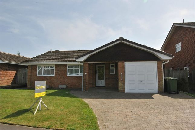 Thumbnail Detached bungalow for sale in Fox Hill, Bexhill-On-Sea, East Sussex