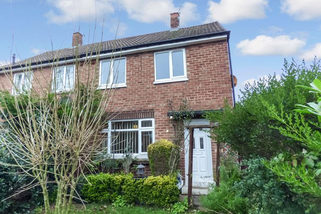 Thumbnail Semi-detached house for sale in Newlands Road, Trimdon, Trimdon Station