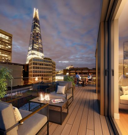 "Thumbnail Flat for sale in ""Penthouse Apartment"" at Melior Street, London"