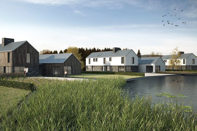 Thumbnail Detached house for sale in Plot 6 - Athron Hill, Milnathort, Kinross
