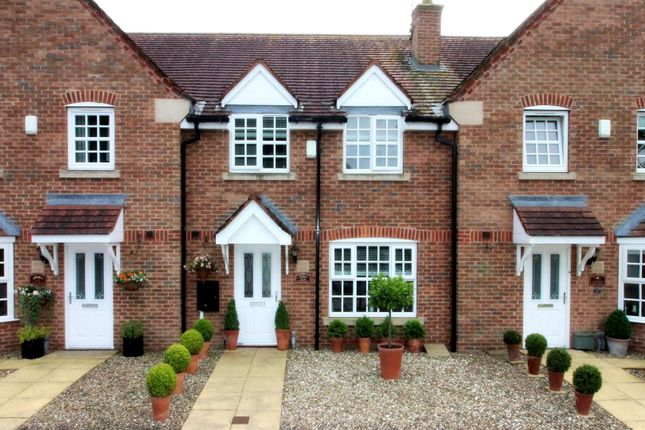 Thumbnail Terraced house for sale in Garden Mews, Brandesburton, Driffield